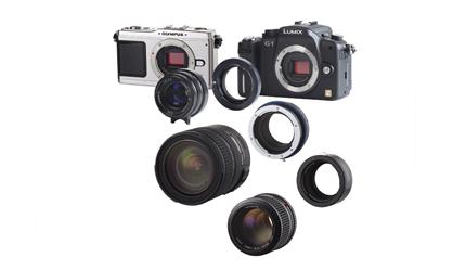 Novoflex Lens adapters