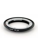 Kipon Nikon F Lens to Canon EOS Camera body Adapter