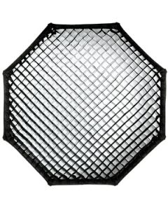 PHOTOFLEX OctoDome3 Fabric Grids Small 3' at 40 degrees