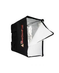 PHOTOFLEX SilverDome NXT SoftBox / Blitz / Halogen / Small-41x56x33 cm