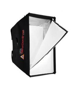 PHOTOFLEX SilverDome NXT SoftBox / Blitz / Halogen / Medium-60x80x43 cm