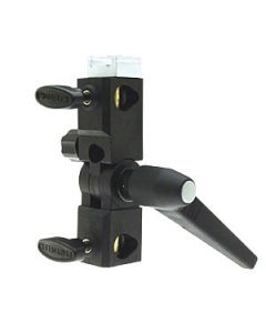 PHOTOFLEX Universal Holder for lamp heads and on-camera-flashes