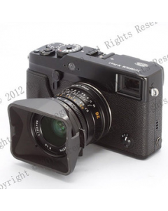 Kipon Adapter for Leica M lens->Fujifilm X-PRO1 camera