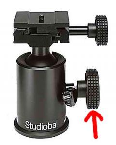 GRAF Låseratt , stort , for kulefunksjon på MiniBall