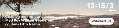 Bli med på FotoWorkshop i Lisboa