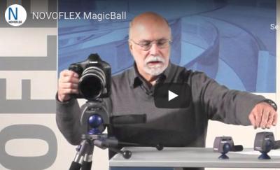 NOVOFLEX MagicBall informasjonsvideo